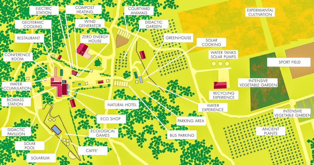 PeR, il parco dell'Energia Rinnovabile in Umbria